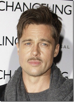 Brad Pitt's hair transplant… is it even a transplant?
