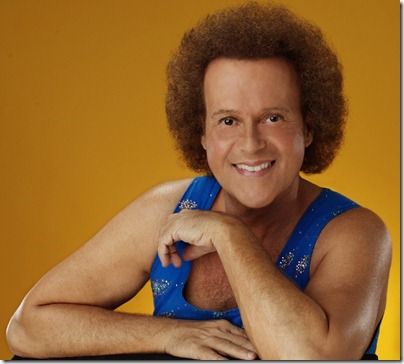 richard simmons hair transplant 01