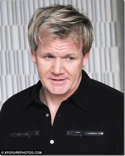 gordon ramsay hair transplant. And in conclusion, here is the biggest ...